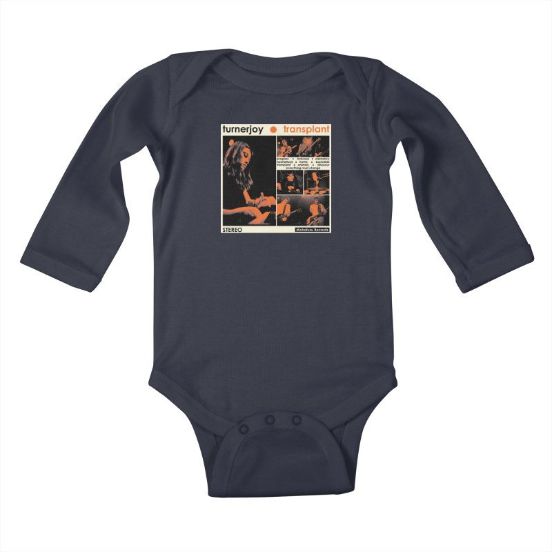 Transplant Kids Baby Longsleeve Bodysuit by turnerjoy's Artist Shop