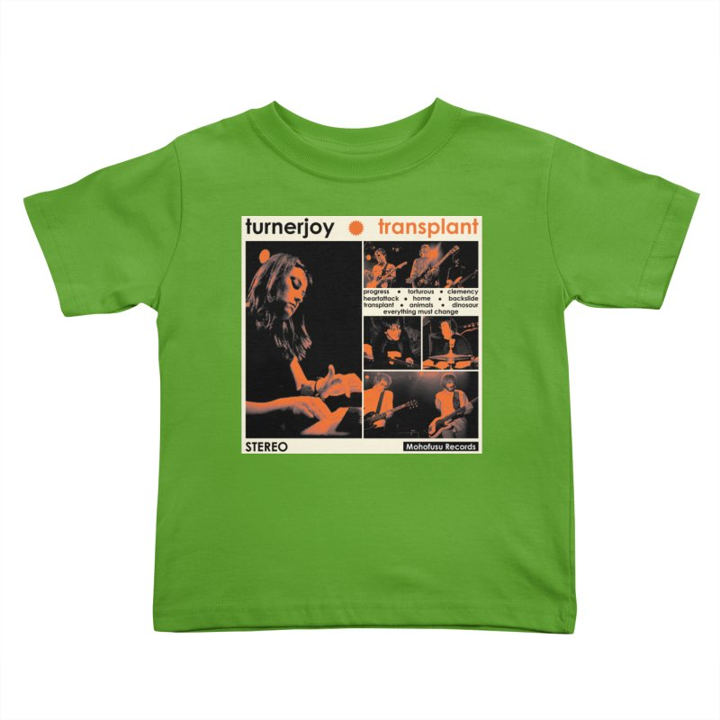 Transplant Kids Toddler T-Shirt by turnerjoy's Artist Shop