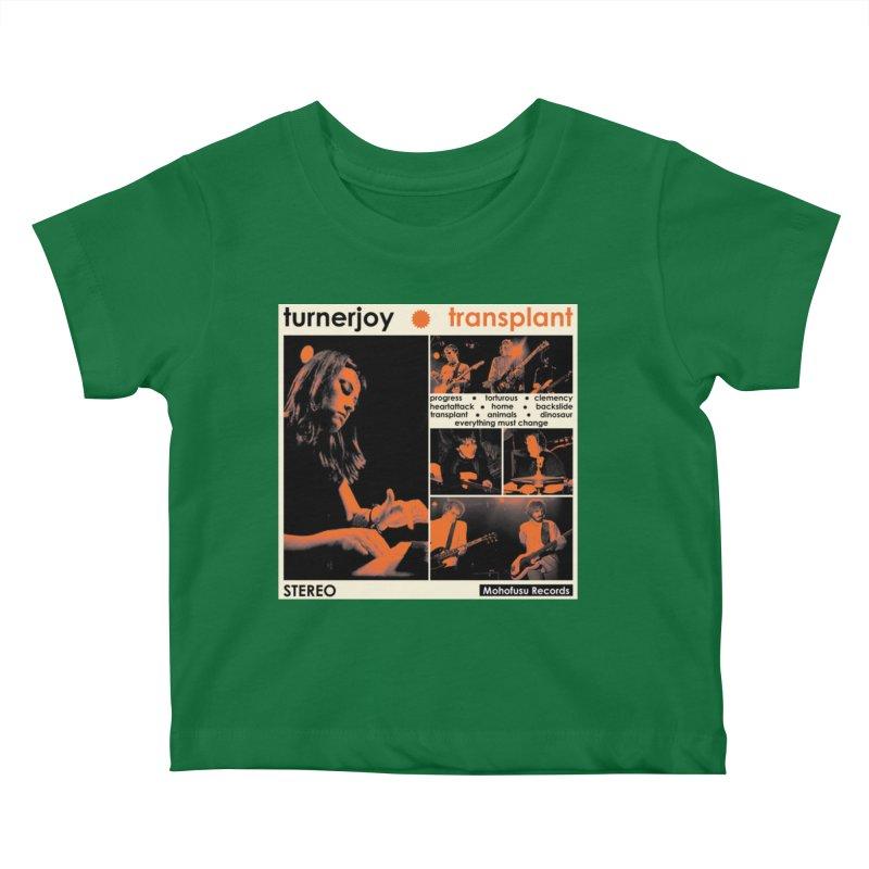Transplant Kids Baby T-Shirt by turnerjoy's Artist Shop