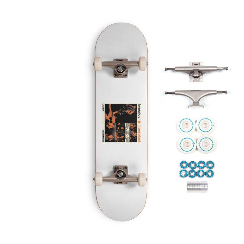 Transplant Accessories Skateboard by turnerjoy's Artist Shop