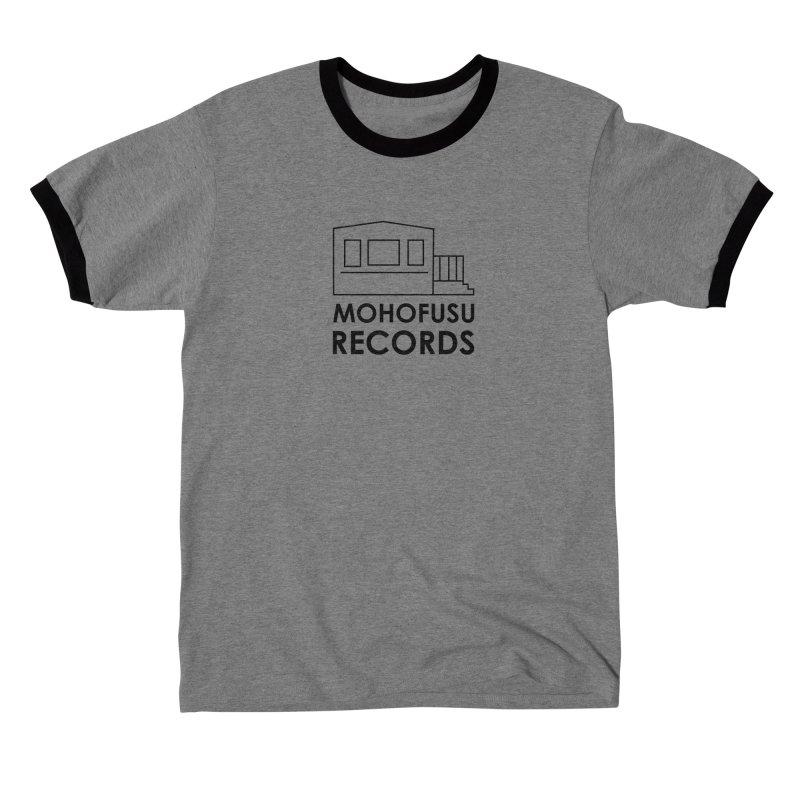 MOHOFUSU Records Men's T-Shirt by turnerjoy's Artist Shop