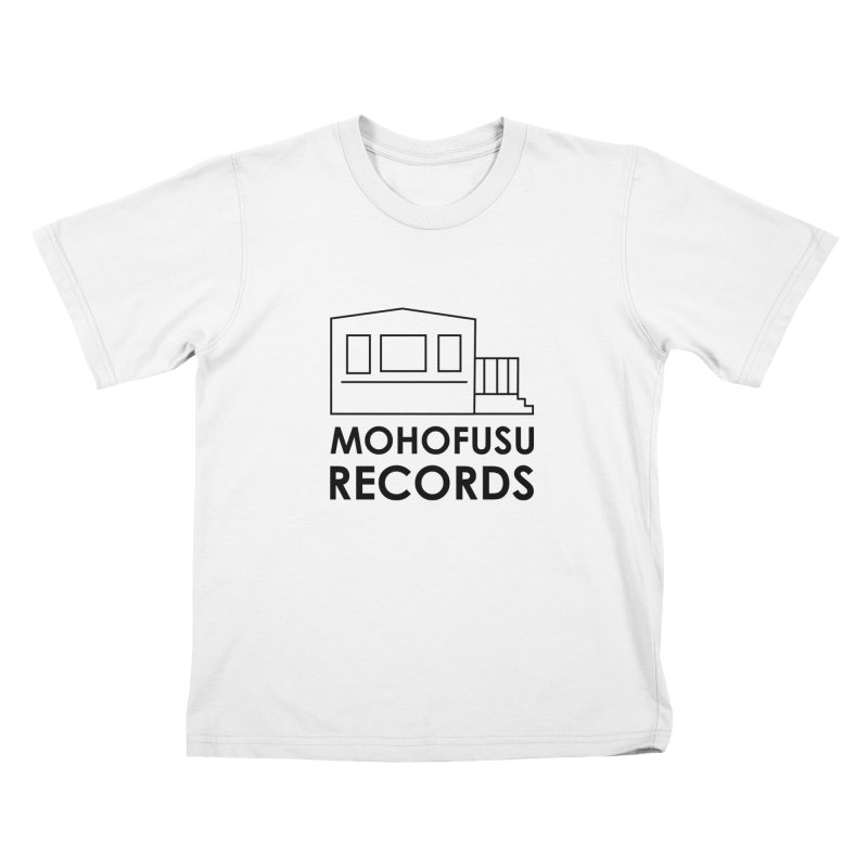 MOHOFUSU Records Kids T-Shirt by turnerjoy's Artist Shop