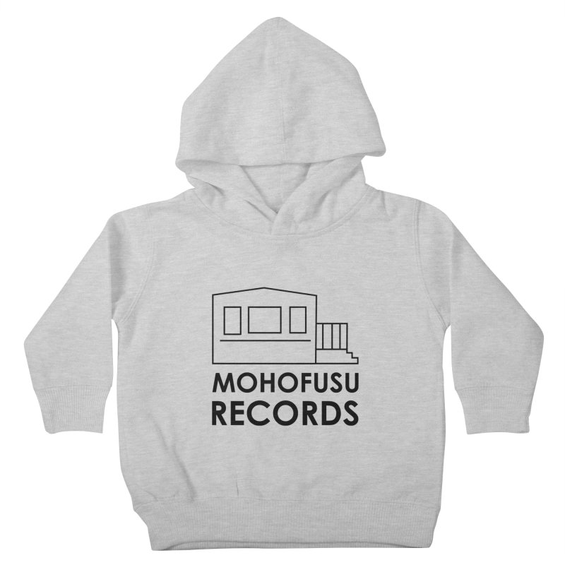 MOHOFUSU Records Kids Toddler Pullover Hoody by turnerjoy's Artist Shop