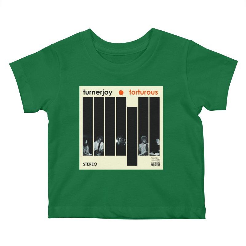 Torturous Kids Baby T-Shirt by turnerjoy's Artist Shop