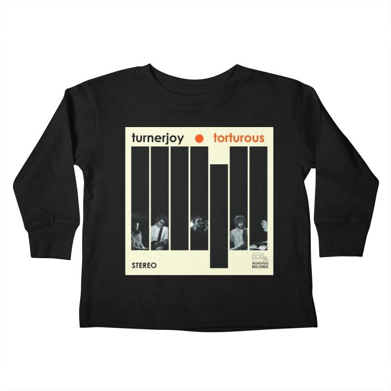 Torturous Kids Toddler Longsleeve T-Shirt by turnerjoy's Artist Shop