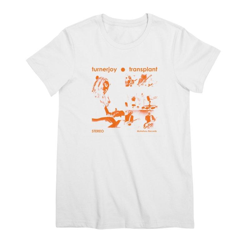 Transparent Women's T-Shirt by turnerjoy's Artist Shop
