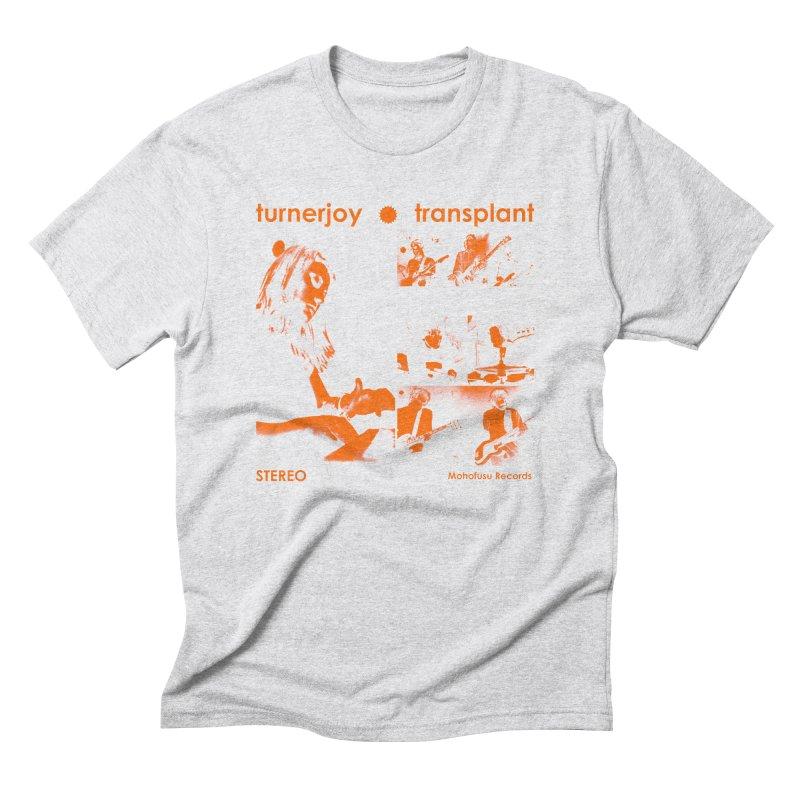 Transparent Men's T-Shirt by turnerjoy's Artist Shop