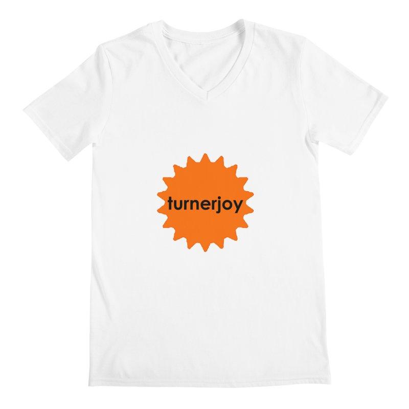 Small Sun Men's V-Neck by turnerjoy's Artist Shop