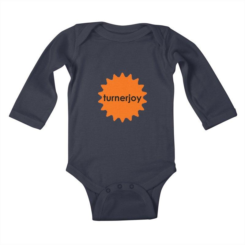 Small Sun Kids Baby Longsleeve Bodysuit by turnerjoy's Artist Shop