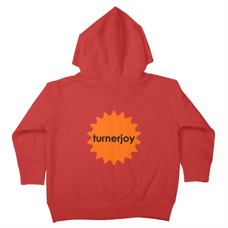 Small Sun Kids Toddler Zip-Up Hoody by turnerjoy's Artist Shop