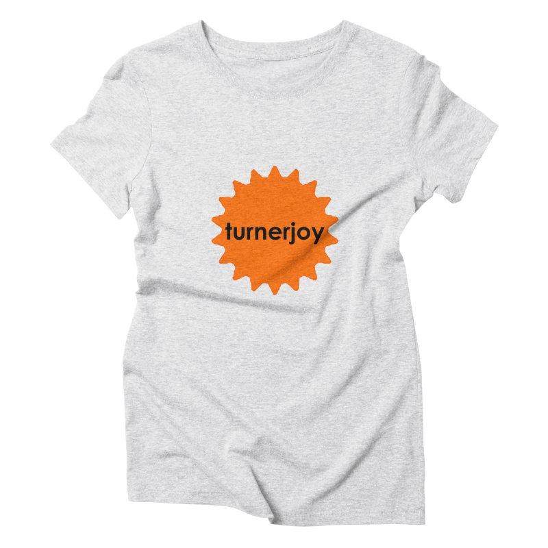 Small Sun Women's T-Shirt by turnerjoy's Artist Shop