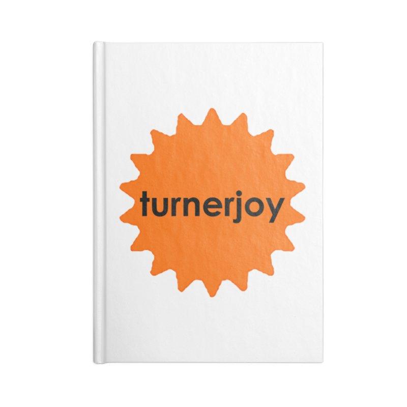 Small Sun Accessories Notebook by turnerjoy's Artist Shop