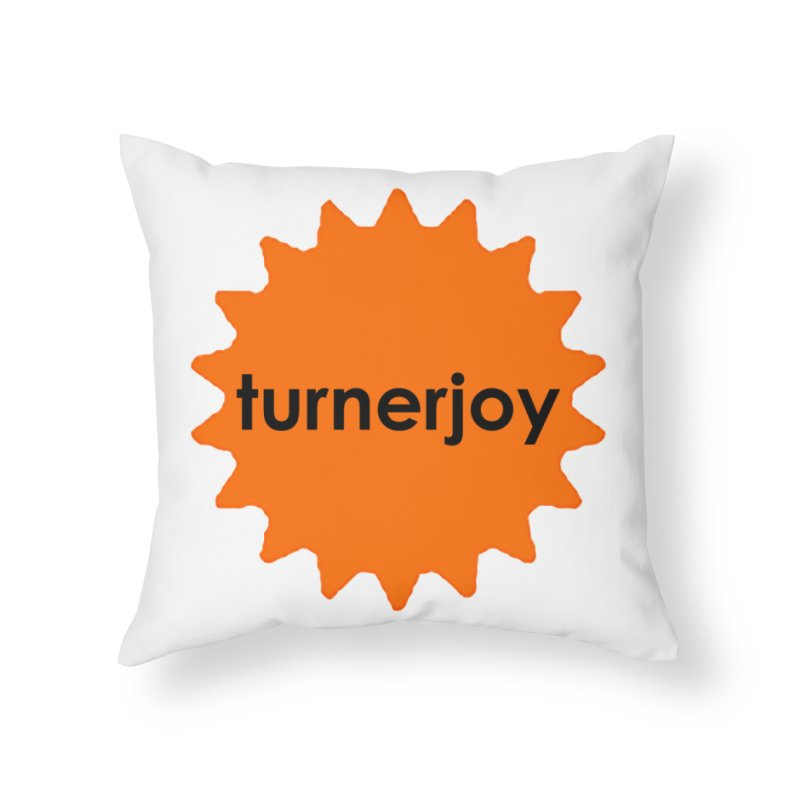Small Sun Home Throw Pillow by turnerjoy's Artist Shop