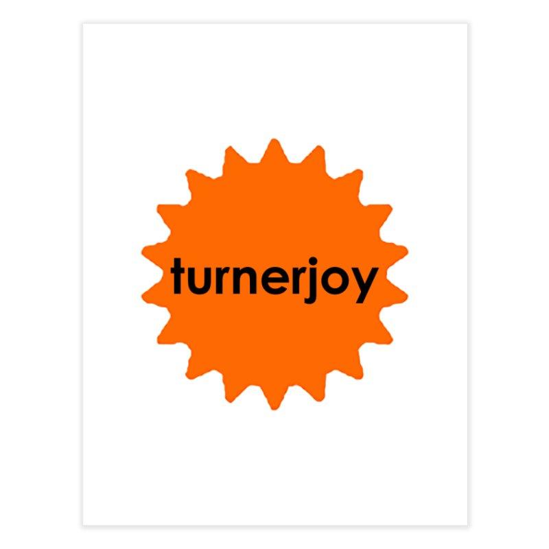 Small Sun Home Fine Art Print by turnerjoy's Artist Shop
