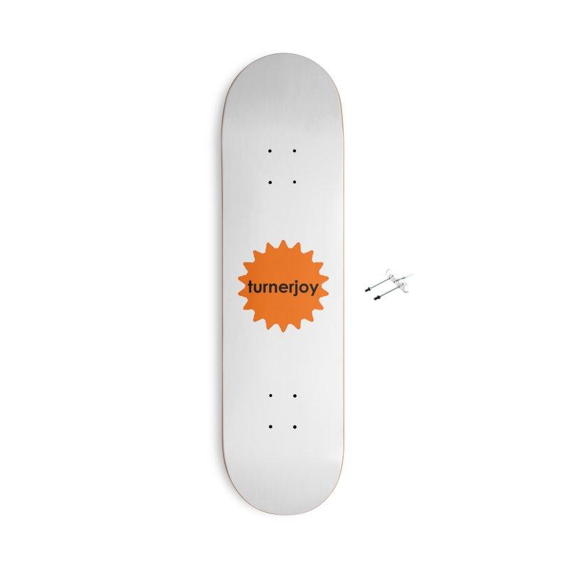 Small Sun Accessories Skateboard by turnerjoy's Artist Shop