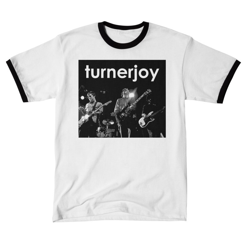 Live! Men's T-Shirt by turnerjoy's Artist Shop
