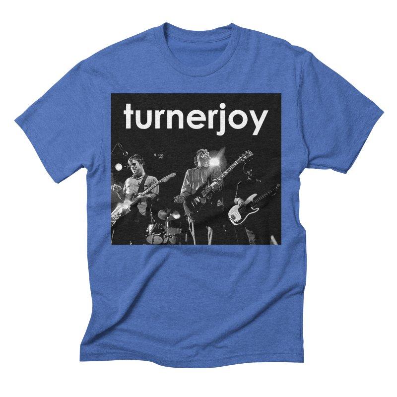 Live! Men's T-Shirt by turnerjoy's Artist Shop