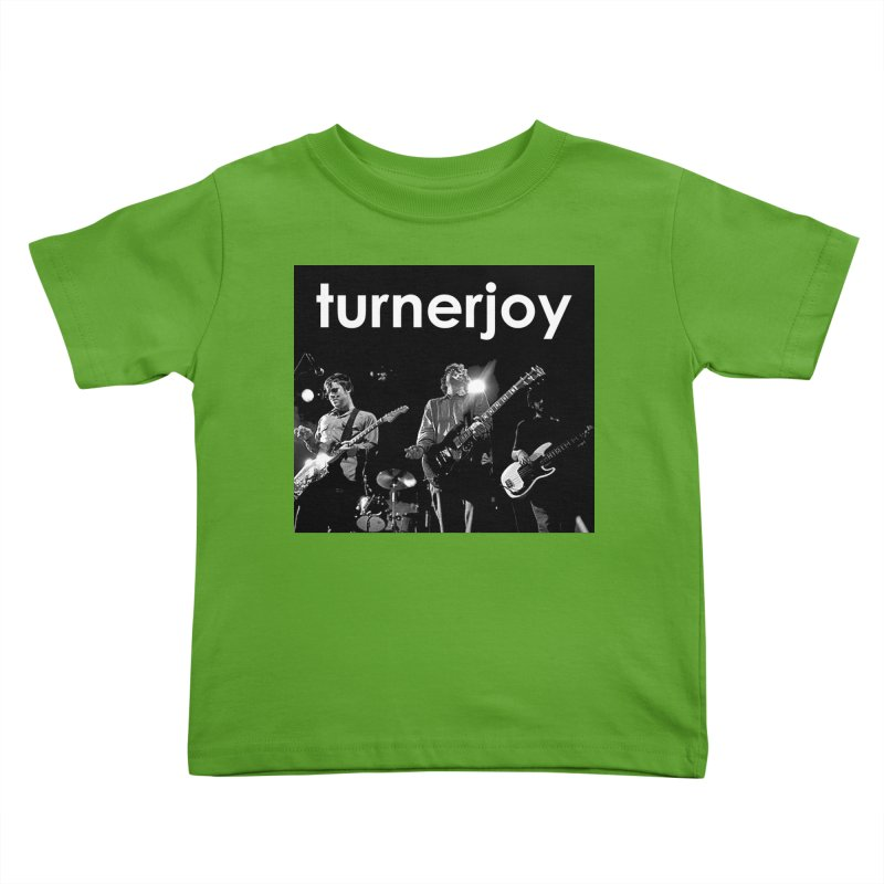 Live! Kids Toddler T-Shirt by turnerjoy's Artist Shop