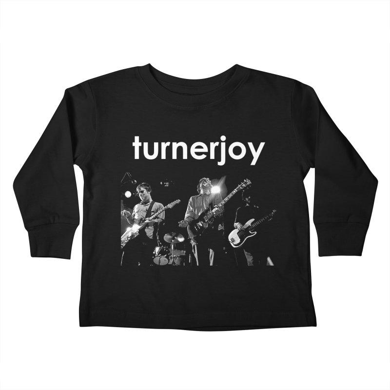Live! Kids Toddler Longsleeve T-Shirt by turnerjoy's Artist Shop