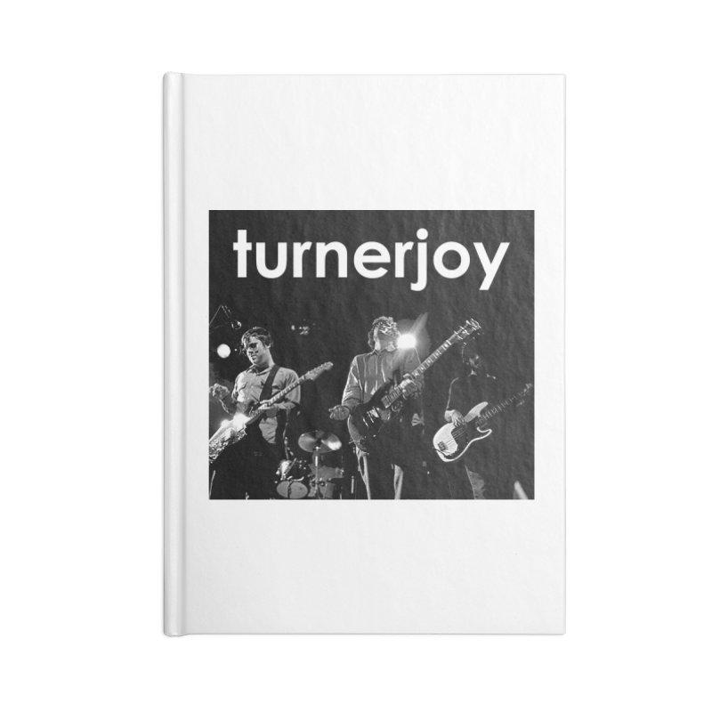 Live! Accessories Notebook by turnerjoy's Artist Shop