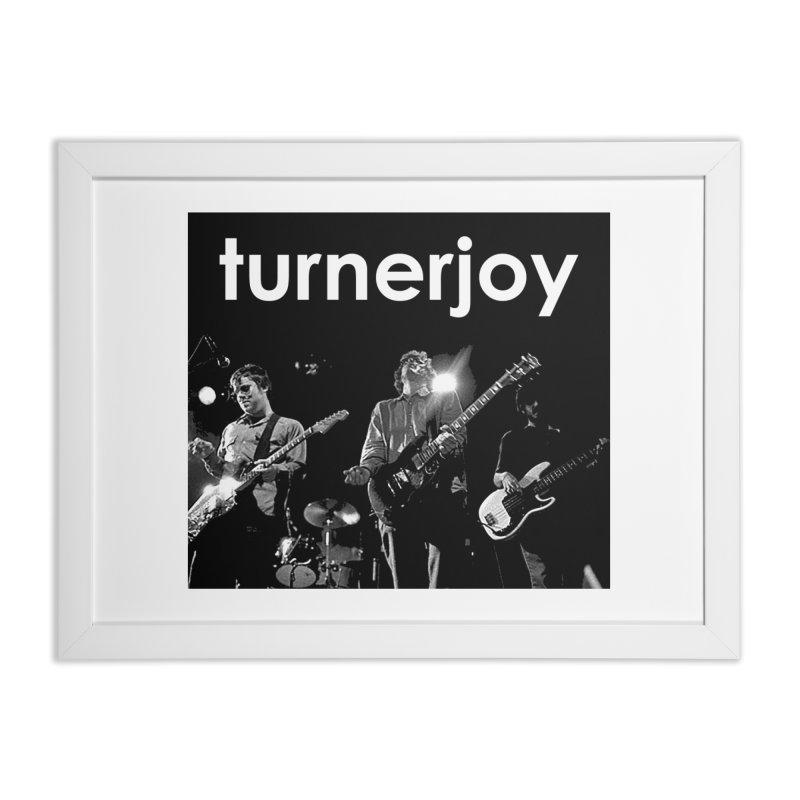 Live! Home Framed Fine Art Print by turnerjoy's Artist Shop