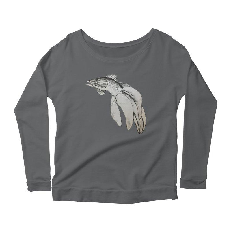 Bananafish Women's Longsleeve T-Shirt by turnerjoy's Artist Shop