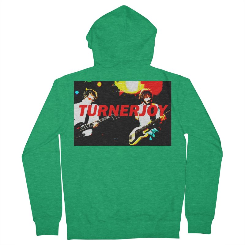 Martin and Charles Men's Zip-Up Hoody by turnerjoy's Artist Shop
