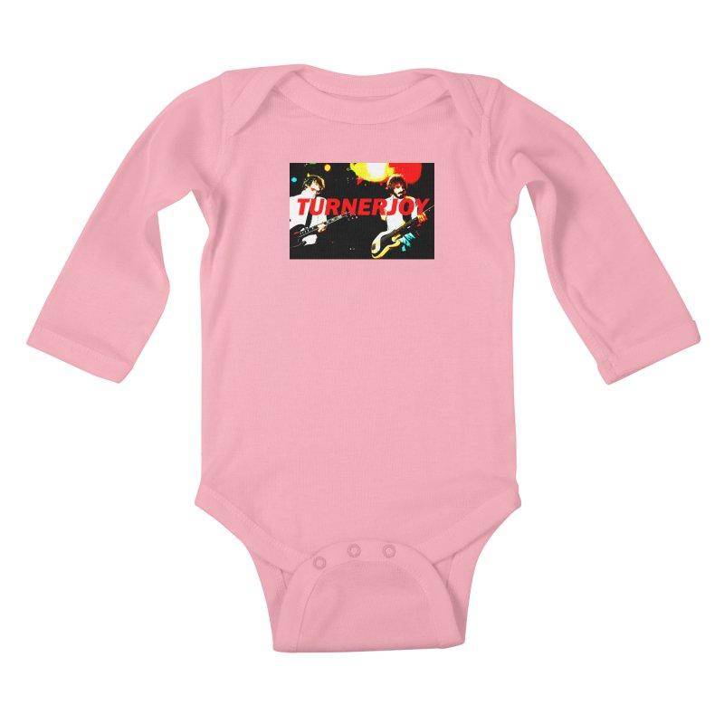 Martin and Charles Kids Baby Longsleeve Bodysuit by turnerjoy's Artist Shop