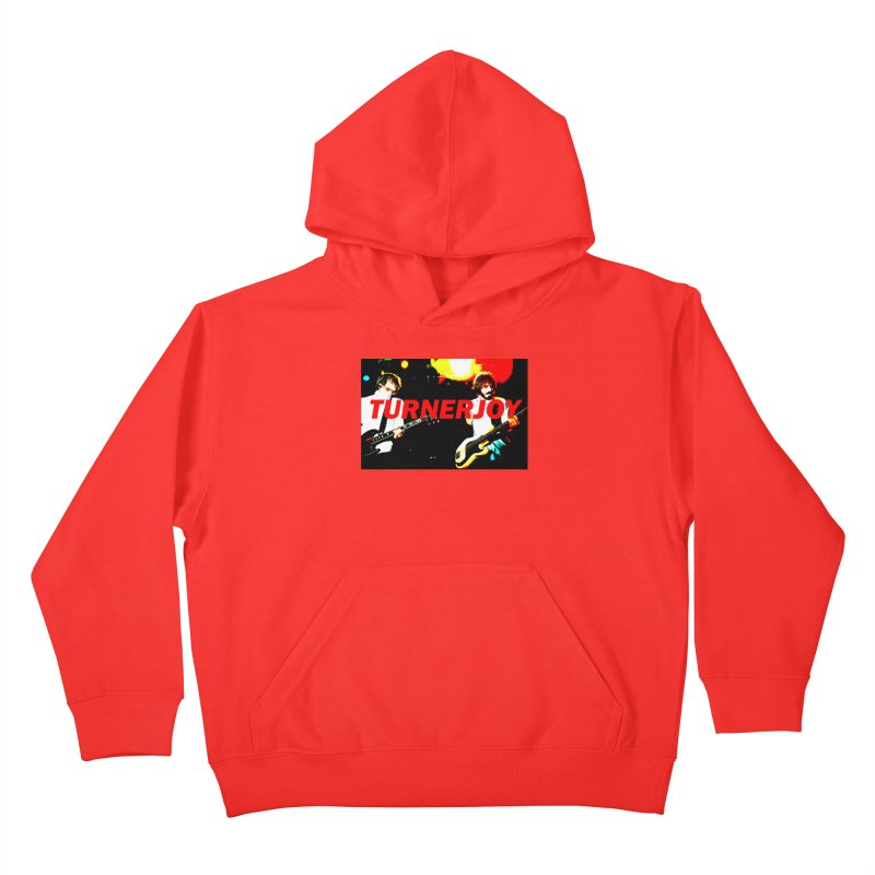 Martin and Charles Kids Pullover Hoody by turnerjoy's Artist Shop