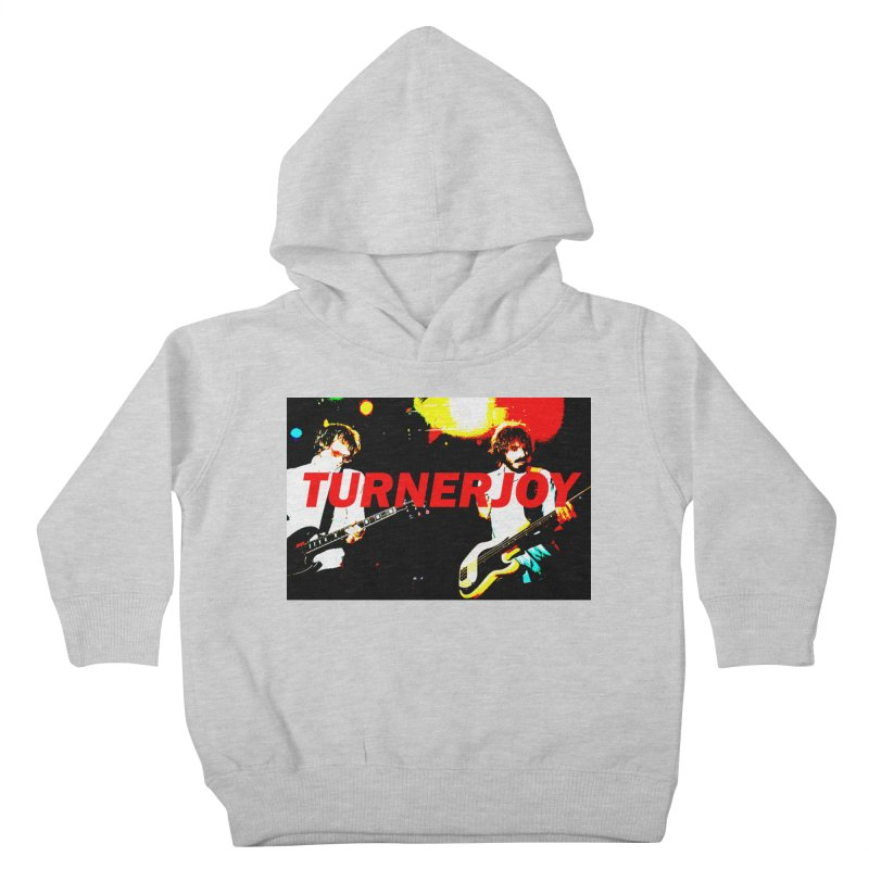Martin and Charles Kids Toddler Pullover Hoody by turnerjoy's Artist Shop