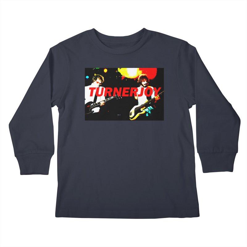 Martin and Charles Kids Longsleeve T-Shirt by turnerjoy's Artist Shop