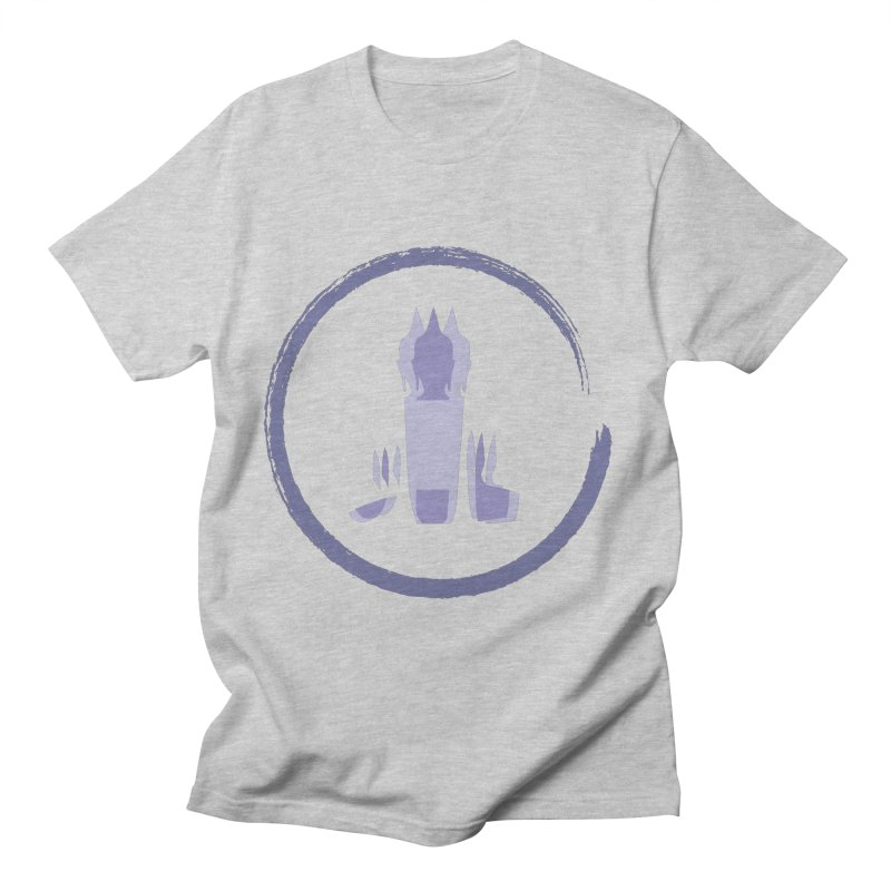 Three Headed Buddha Men's Regular T-Shirt by tuttilu's Artist Shop