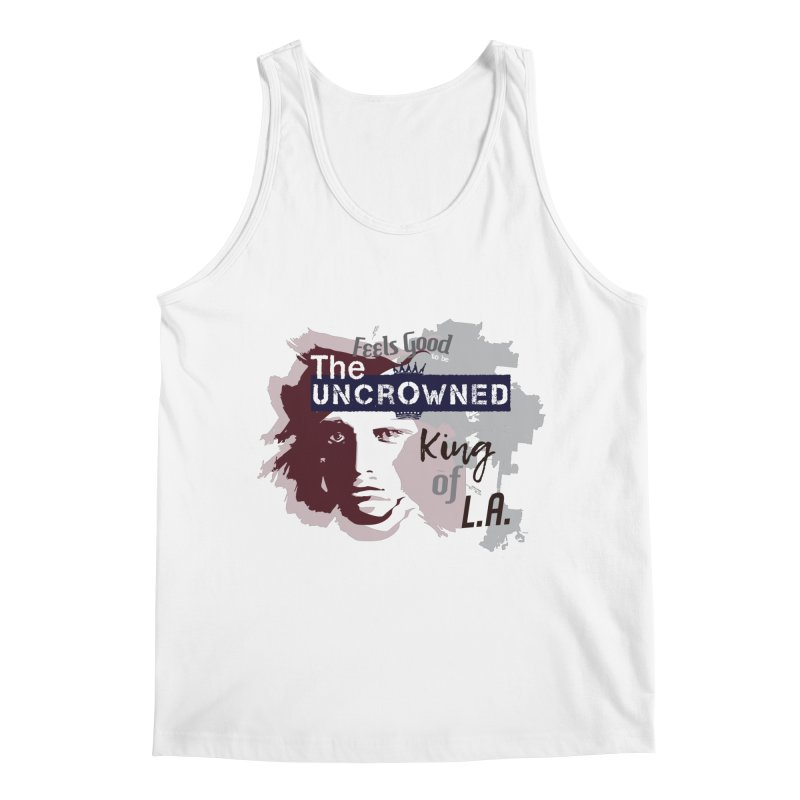 Uncrowned King of L.A. Men's Regular Tank by tuttilu's Artist Shop