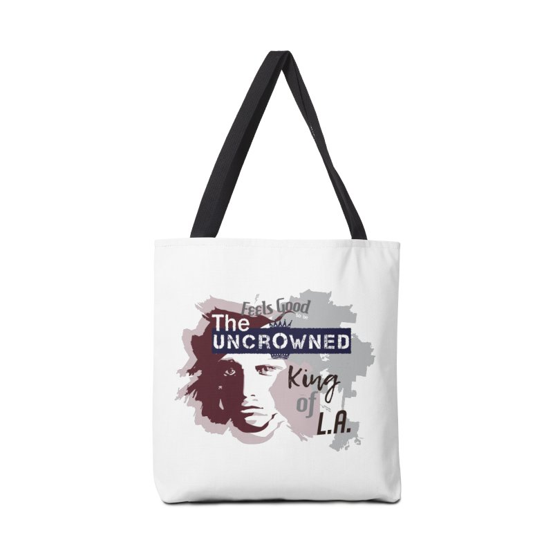 Uncrowned King of L.A. Accessories Bag by tuttilu's Artist Shop
