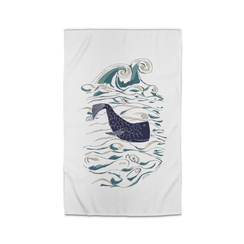 Not a Japanese Fish! Home Rug by tuttilu's Artist Shop