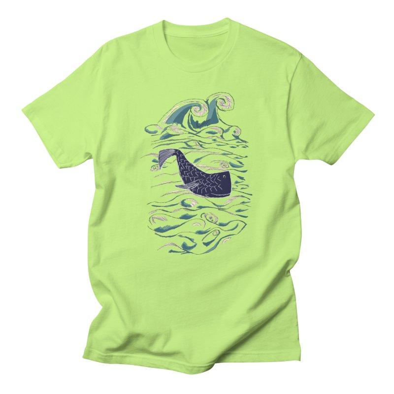 Not a Japanese Fish! Men's Regular T-Shirt by tuttilu's Artist Shop