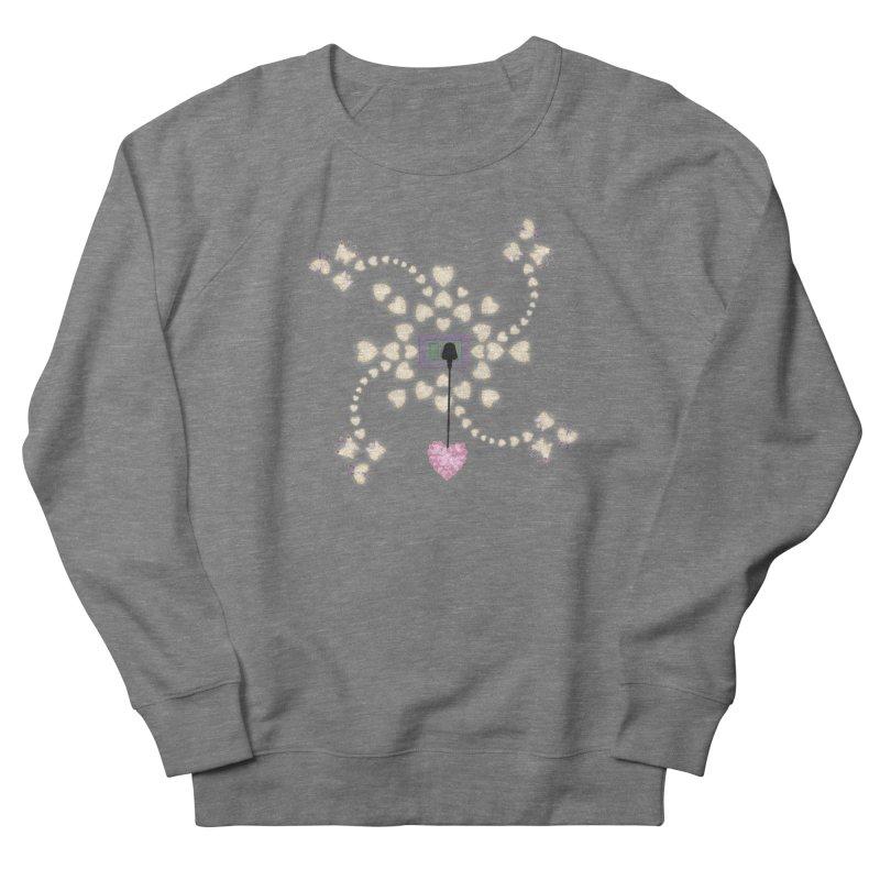 Plug into your Heart Men's Sweatshirt by tuttilu's Artist Shop