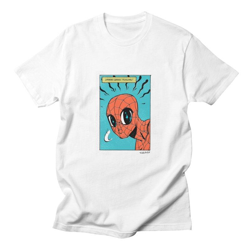 Kawaiiderman Men's T-shirt by twei's Artist Shop