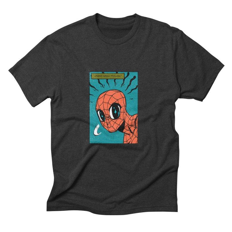 Kawaiiderman Men's Triblend T-Shirt by twei's Artist Shop