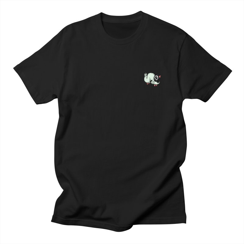 Pigeon gang Men's T-Shirt by twei's Artist Shop