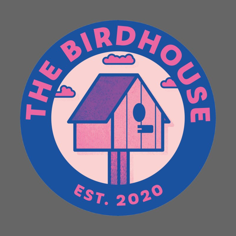 The Birdhouse Emblem Men's T-Shirt by Twelve45 Store