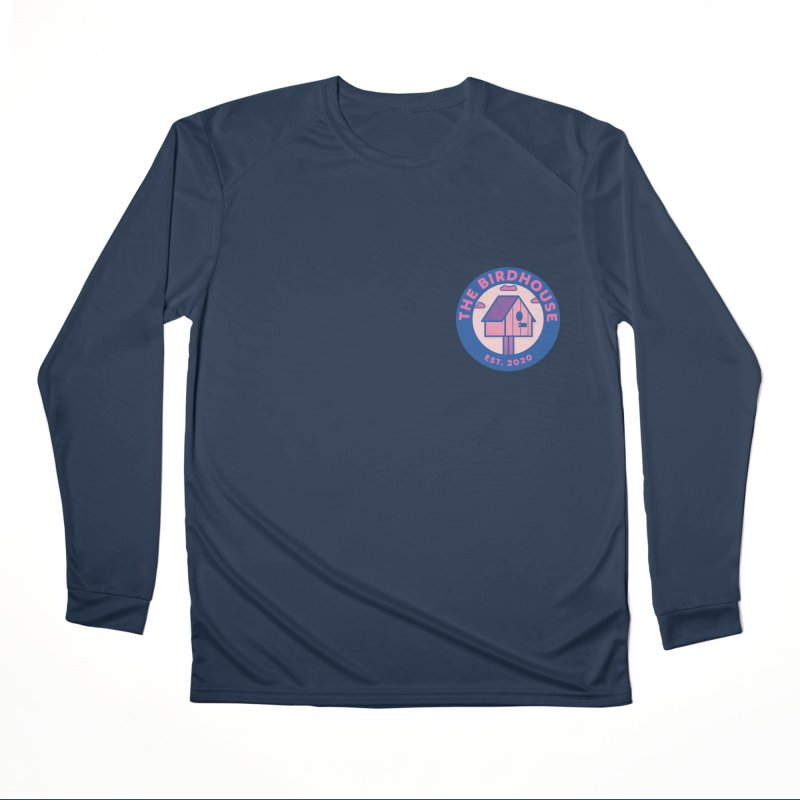 The Birdhouse Emblem Women's Longsleeve T-Shirt by Twelve45 Store