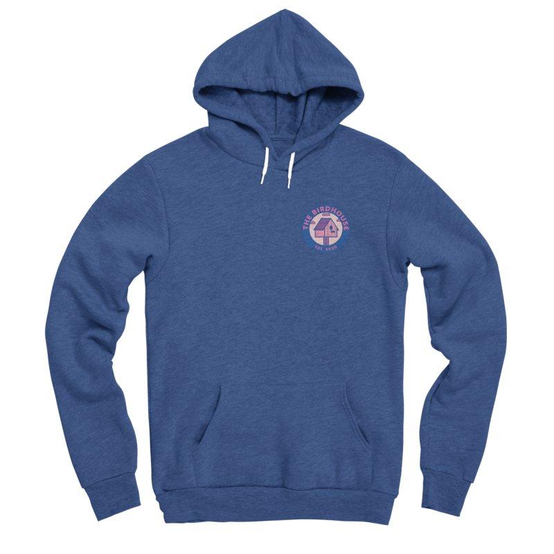 The Birdhouse Emblem Men's Pullover Hoody by Twelve45 Store
