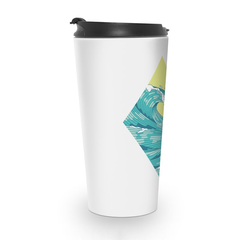Wave Accessories Travel Mug by Twelve45 Store