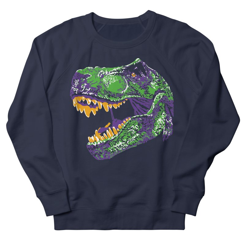 Tyrannosaurus Tex Men's Sweatshirt by Twelve45 Store