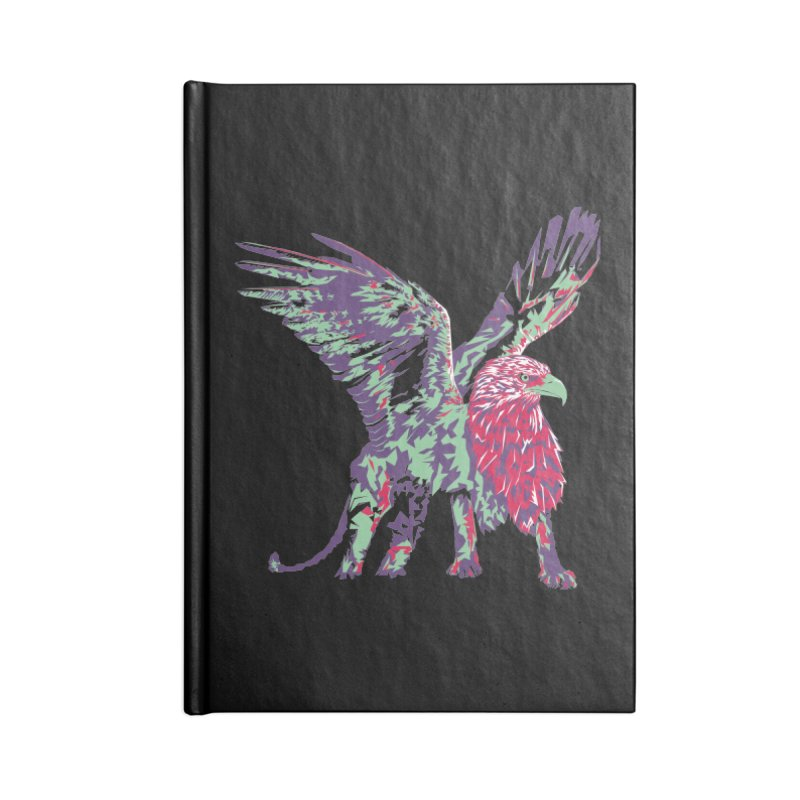 Griffin Accessories Blank Journal Notebook by Twelve45 Store