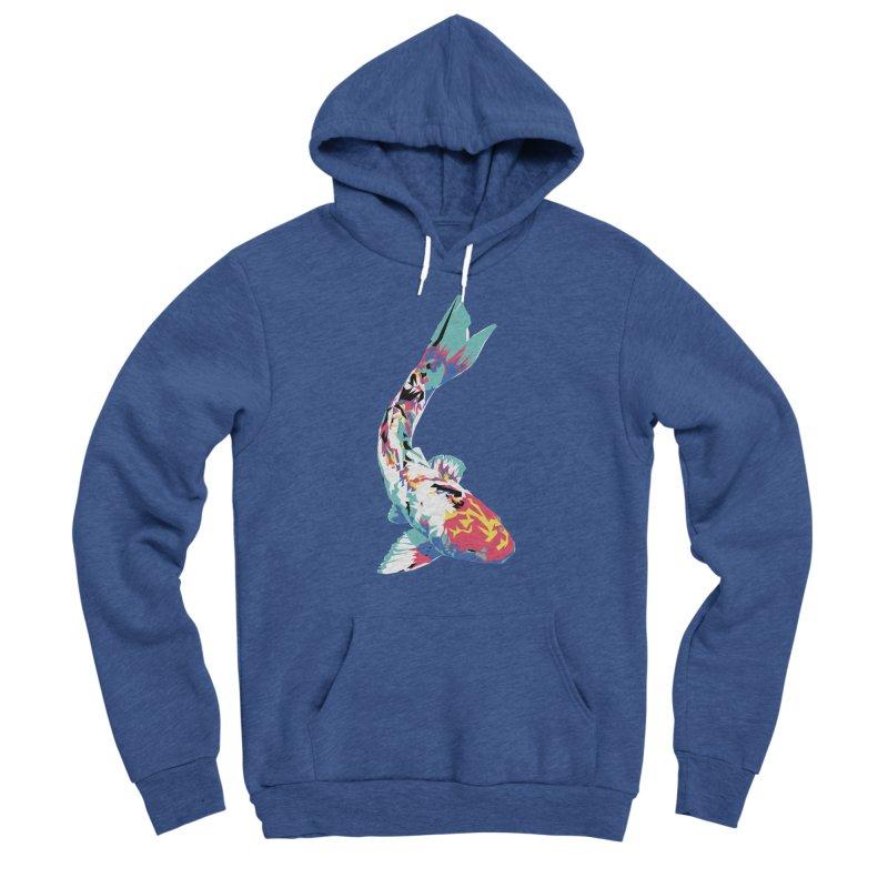 Koi Women's Pullover Hoody by Twelve45 Store