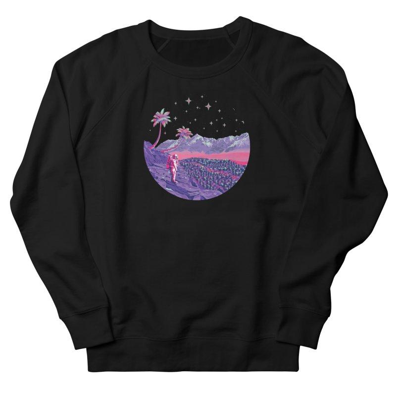 Alone: Astronaut Women's French Terry Sweatshirt by Twelve45 Store