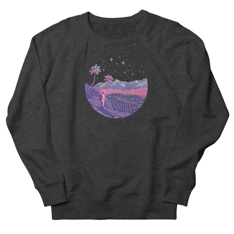 Alone: Astronaut Men's French Terry Sweatshirt by Twelve45 Store