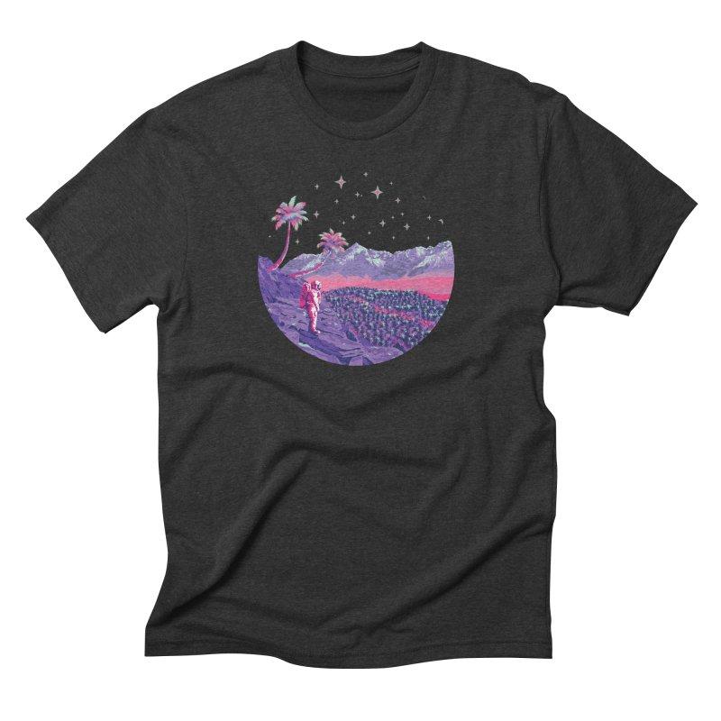 Alone: Astronaut Men's Triblend T-Shirt by Twelve45 Store